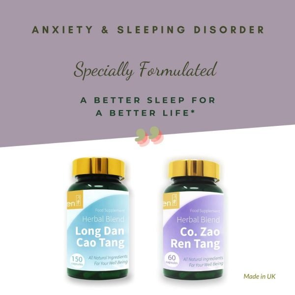 Anxiety and Sleeping Disorder