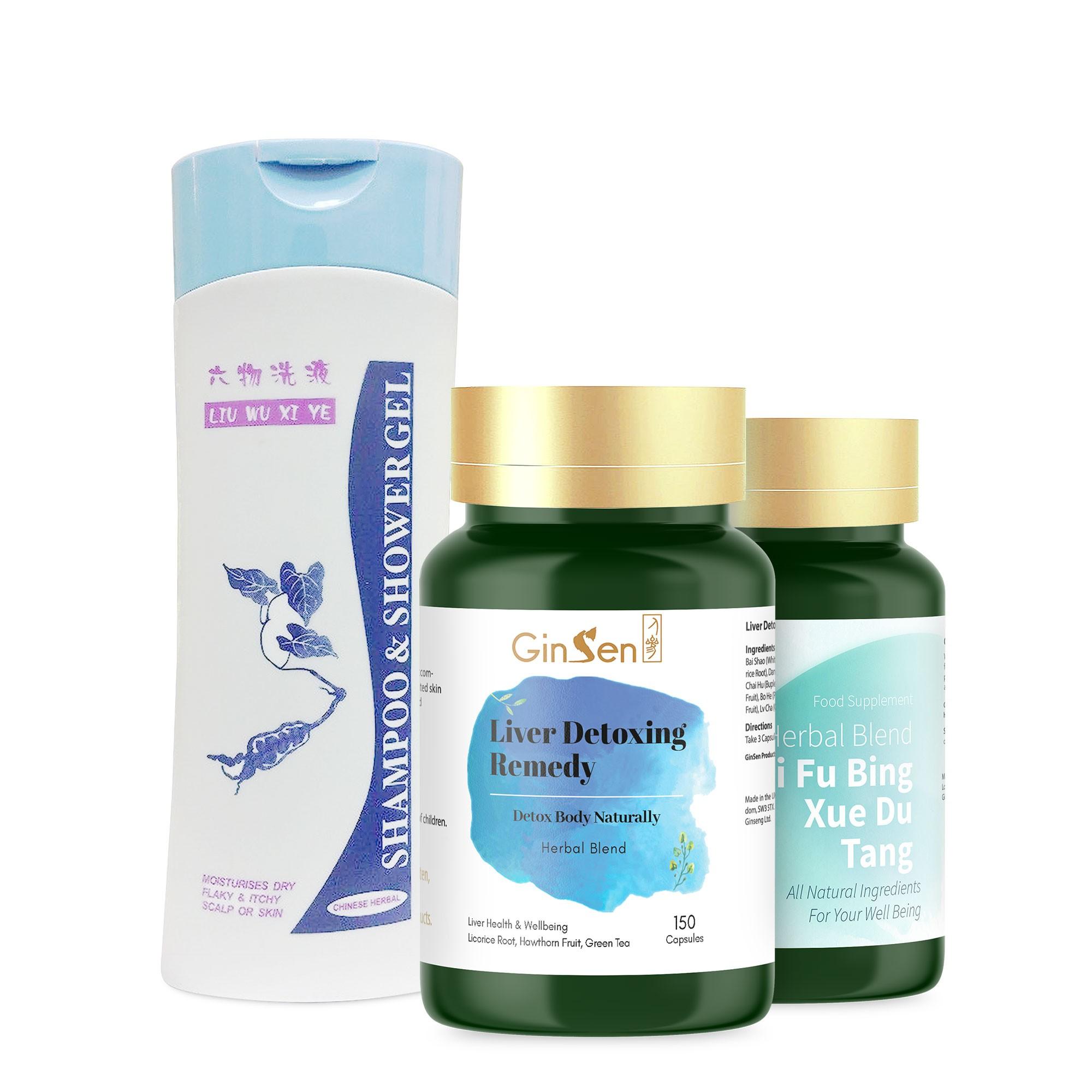De-Eczema Kit