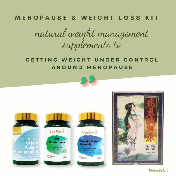 Menopause and weight loss Kit