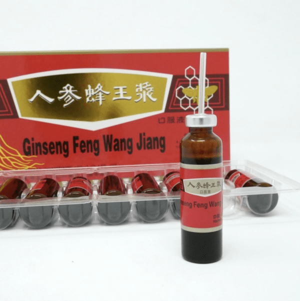 ginseng royal jelly