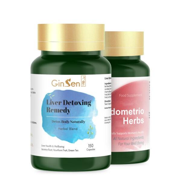 Stress and Endometriosis Kit