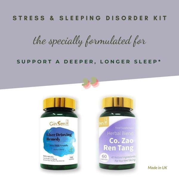 Stress and Sleep Disorder Kit