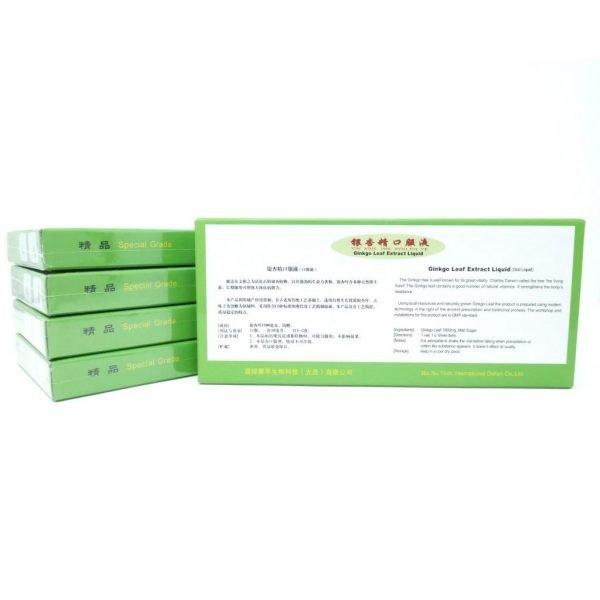 Ginkgo Leaf Extract Liquid
