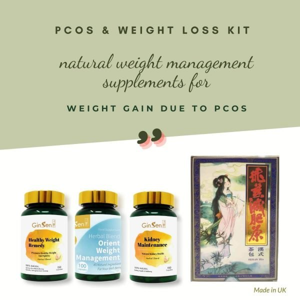 PCOS and weight loss Kit