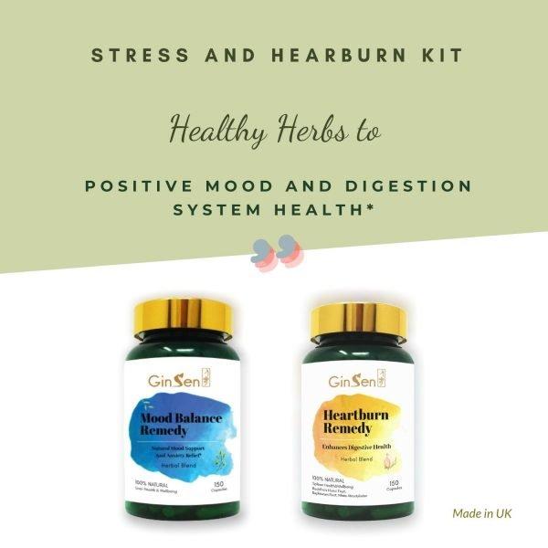 Stress and Heartburn Kit