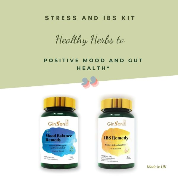 Stress and IBS Kit