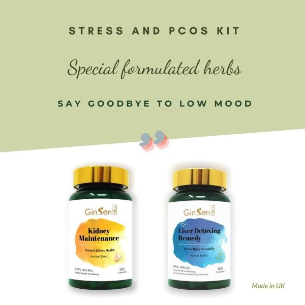 Stress and PCOS Kit