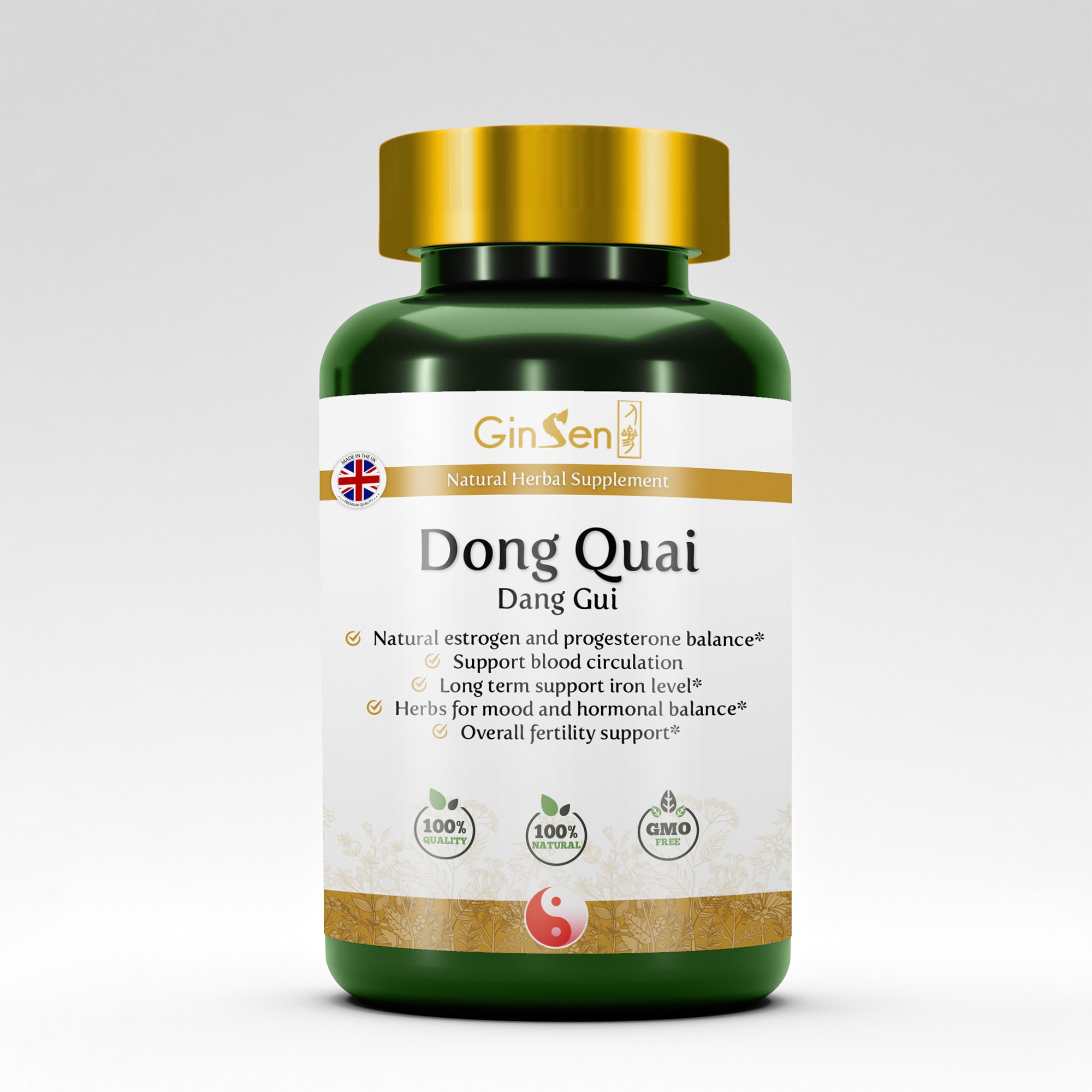 Dong quai pills