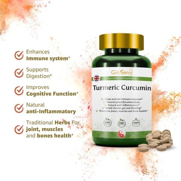 Turmeric Curcumin Supplement
