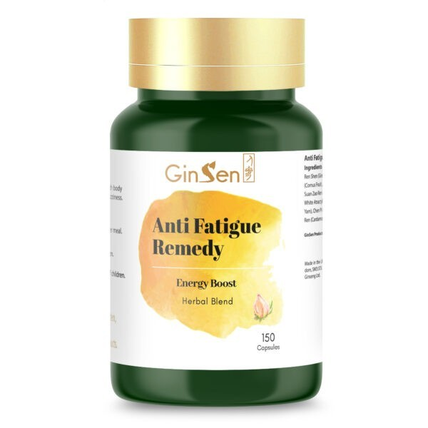 Anti Fatigue Remedy
