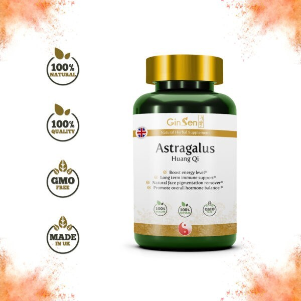 Astragalus Herb (Huang Qi)