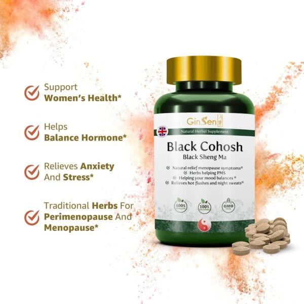 Black Cohosh Tablets