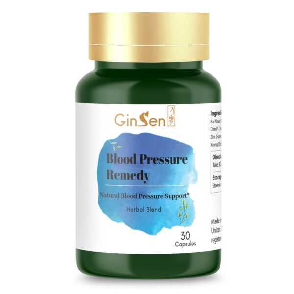 Blood Pressure Remedy