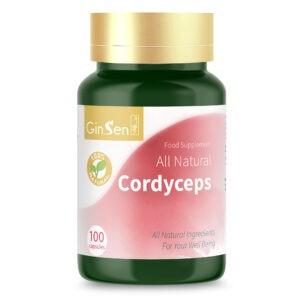 Cordyceps Supplement