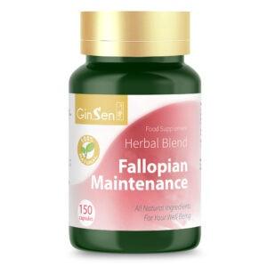 Fallopian Maintenance by GinSen Unblock Fallopian Tubes Naturally