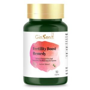 Fertility Boost Remedy by GinSen