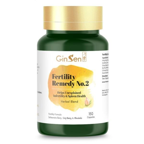 Fertility Remedy No.2 by GinSen