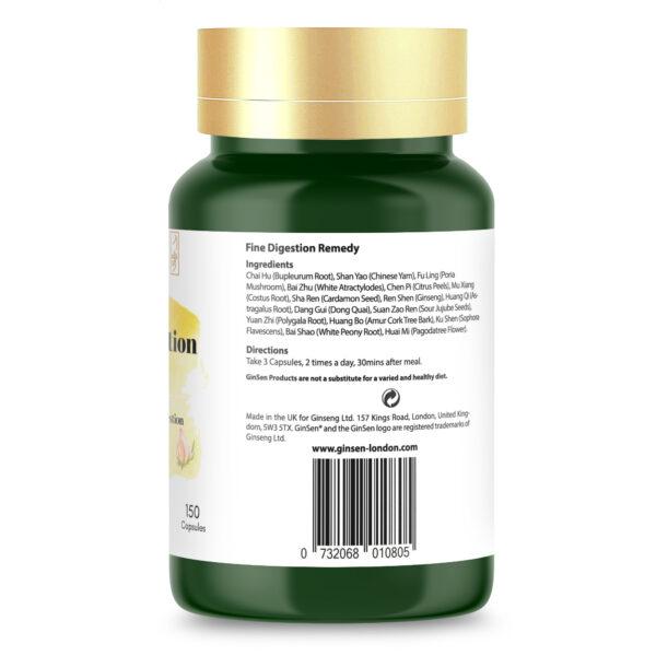 natural digestion tablets