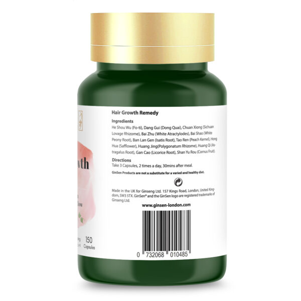 herbal supplements For hair growth