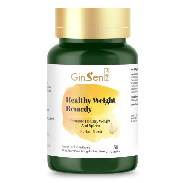 healthy weight remedy