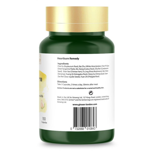 natural Heartburn relief tablets