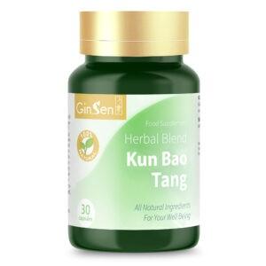 Kun Bao Tang by GinSen Natural Menopause Supplements