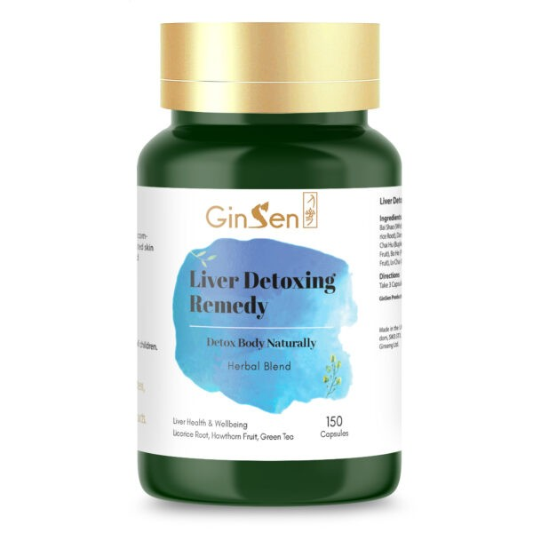 Liver Detoxing Remedy