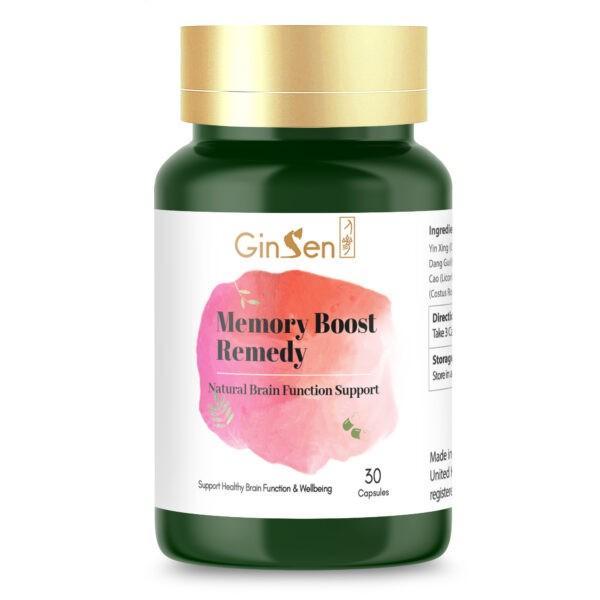 Memory Boost Remedy