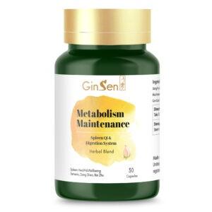 Metabolism Maintenance