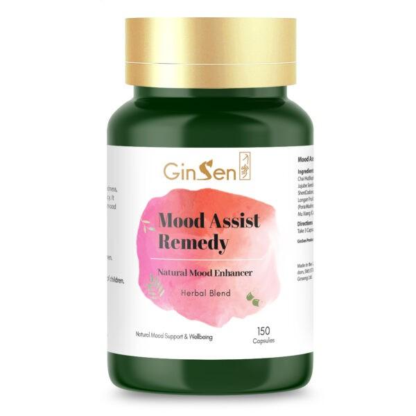 Mood Assist Remedy Natural mood enhancer