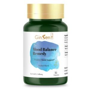 Mood Balance Remedy Supplements for PMS Mood Swings
