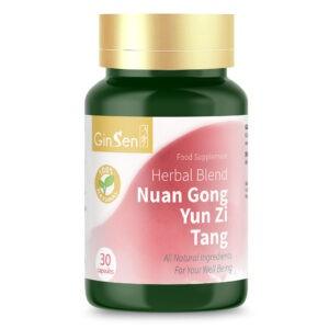 Nuan Gong Yun Zi Tang by GinSen