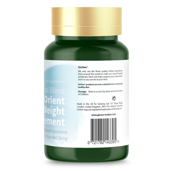 Orient Weight Management