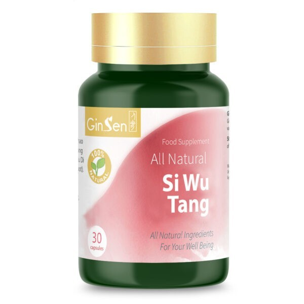 Si Wu Tang by GinSen Hormonal Balance Tablets