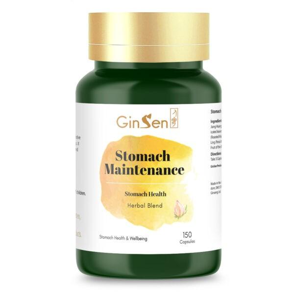 stomach maintenance