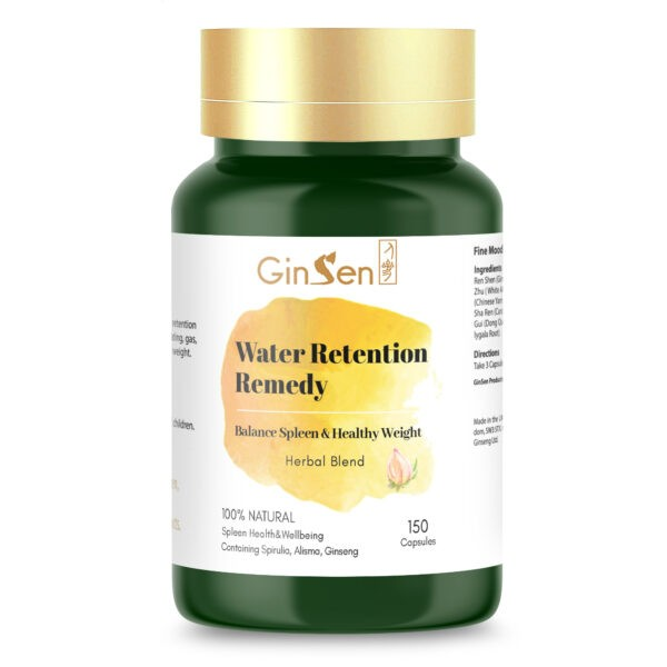 water retention remedy