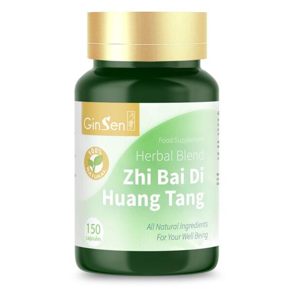 Zhi Bai Di Huang by GinSen