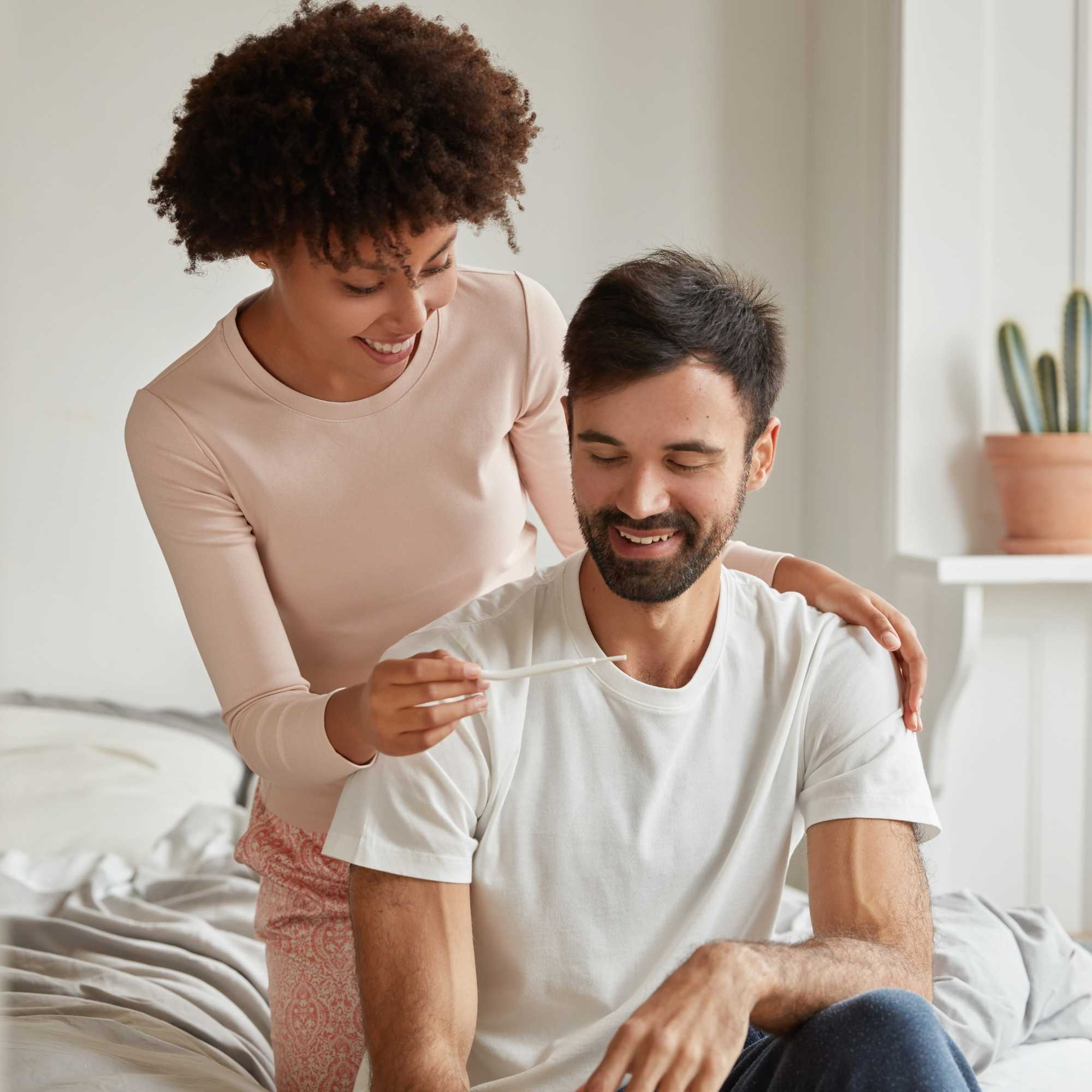 Increase Fertility at Home