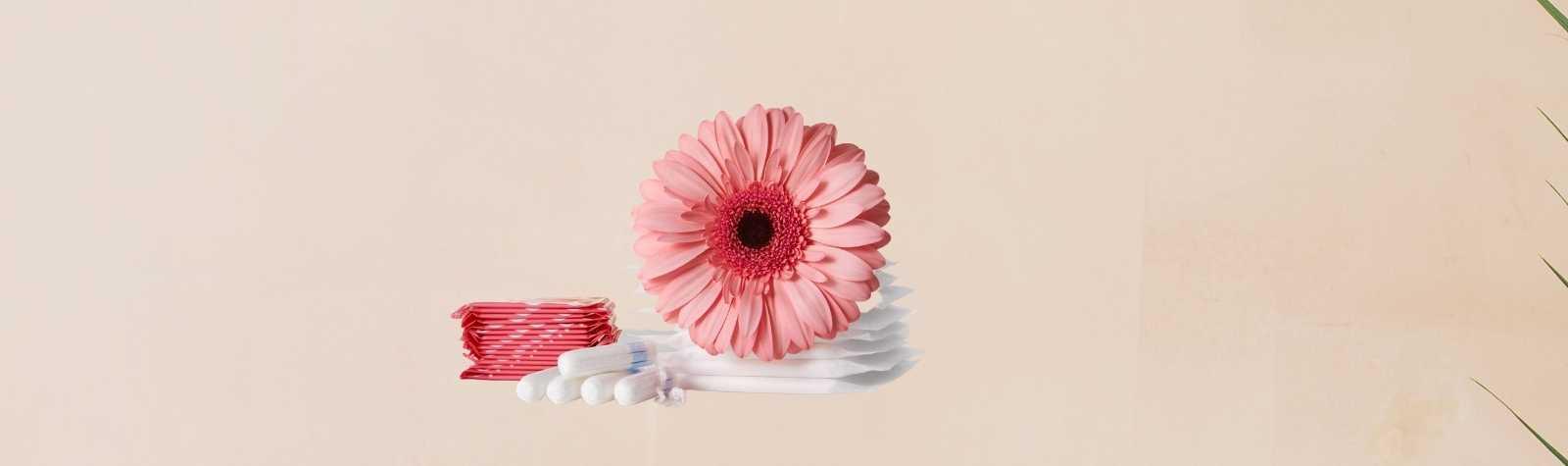 How to remove menstrual clots ?