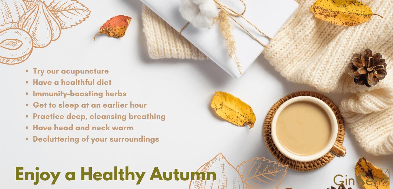 Autumn Tips