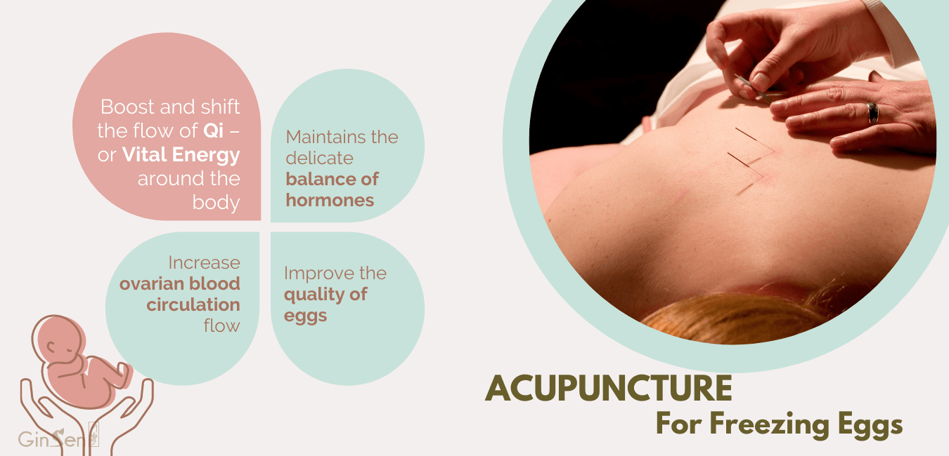acupuncture for freezing eggs